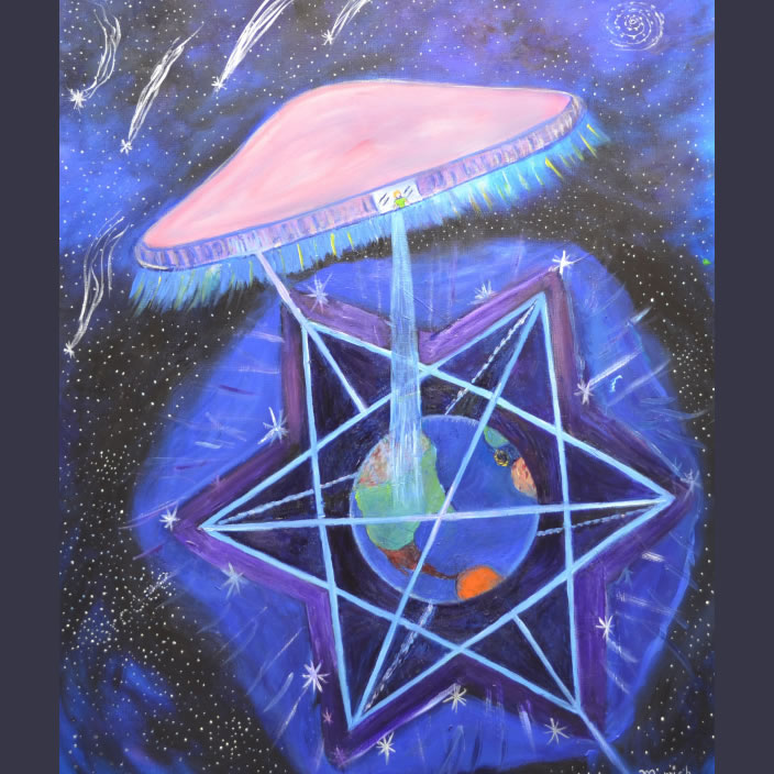 Blue Star Attunement