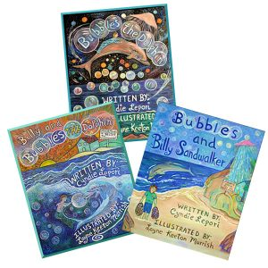 Childrens Dolphin Books by Cyndie Lepori
