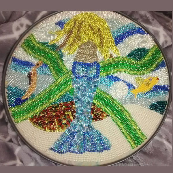 Merdella Bead Art